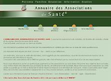 Annuaire des Associations de Santé