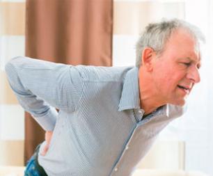 Conseils douleur liée à l'arthrose lombaire